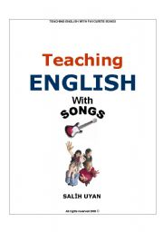 English Worksheet: Teaching English With Songs