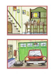 House Flashcards 2