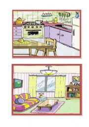 House Flashcards 3