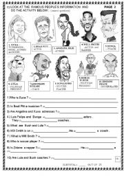 Introductions worksheets english worksheet greetings introductions jobs page 2 m4hsunfo