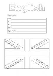 English Worksheets:  identification
