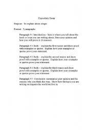 Sample essay sat