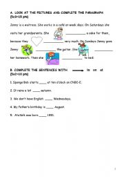 English Worksheets: Great Worksheets!