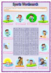 Sports 2: Wordsearch (01.09.08)