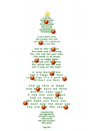 English Exercises: Happy Xmas (war is over) - John Lennon