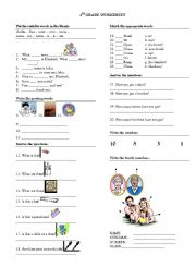 Worksheet Fourth Grade English Worksheets english teaching worksheets 4th grade worksheet