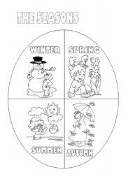Seasons - worksheet by Miri_920