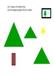 Let´s make a Christmas tree