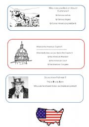 Printables American Symbols Worksheet english worksheet symbols of america 2