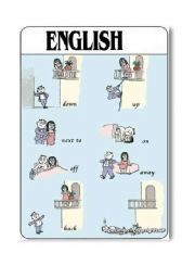 English Worksheets: Preopositions