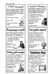 Employment news paper in english