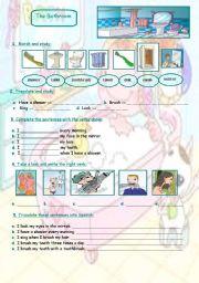 practise essay questions belonging