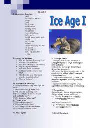 Ice Age  (episodes 6-7)