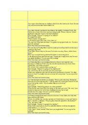English Worksheets: Eliot the elephant