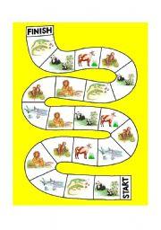 Animal Game 3 - What do animals eat?