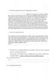 College Essays, College Application Essays - Coherent essay