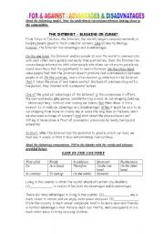essay revision worksheet