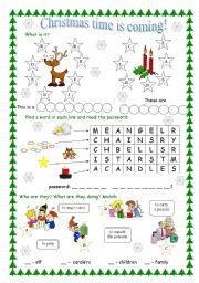 Christmas - for kids