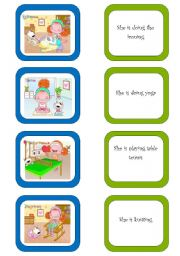 English Worksheets: Memory card game (2/5)