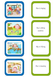 English Worksheets: Memory card game (3/5)
