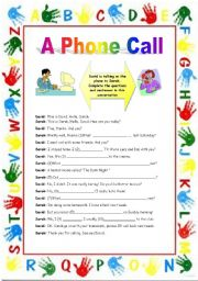 discount advertise here speaking worksheets role plays a phone call