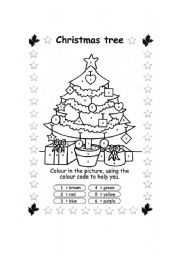 Christmas tree esl worksheet by raquelgil english worksheet christmas tree ibookread Read Online