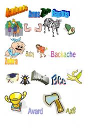 English Worksheets: Word
