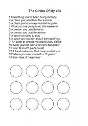 Circles Of My Life