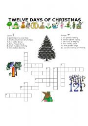 English teaching worksheets: Puzzles