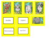 English Worksheets: the jungle memory 2