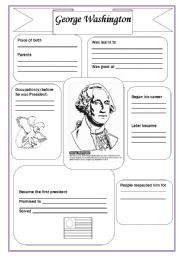 It's just a picture of Agile George Washington Printable Worksheets