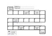 English Worksheets: blank board