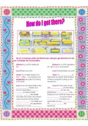 How do I get there? Directions (PART 2)