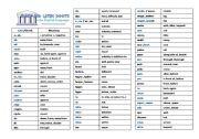 English Worksheet: Greek and Latin roots in the English language