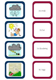 English Worksheets: Memory card game (2/2)