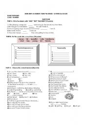 Teaching resources gt tests and exams gt 7th grade
