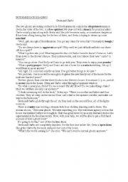 English Worksheets: Greta and Garbo