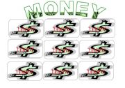 Grammar monopoly - money 5/5