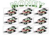 English Worksheet: Grammar monopoly - money 5/5