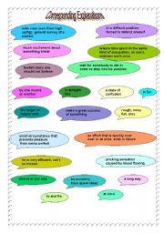 English Worksheets: Popular phrases 3