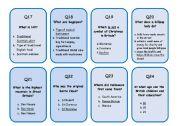 English Worksheet: Great Britain Trivia GAME 3/3