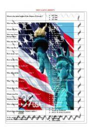 Test about Lady Liberty 3/5
