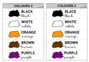 5 First Colours 2/2 - Information