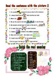 English Worksheets: ?? funny sentences ?? 2