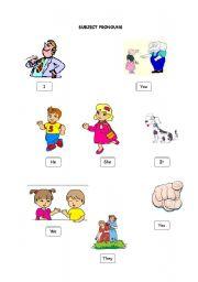 English worksheets: Pronouns worksheets, page 140