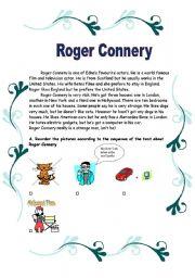 English Worksheets: Reading/ Comprehension