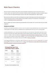 English Worksheets: motors