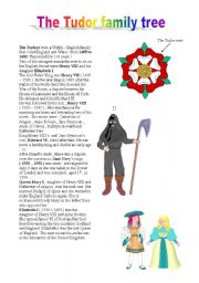 ... discount advertise here vocabulary worksheets family the tudor family