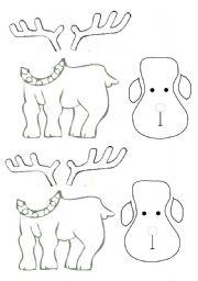 Reindeer - Arts and Crafts