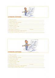 English Worksheets: UNFINISHED SENTENCES(IF...)
